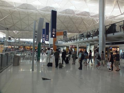 香港国際空港 4