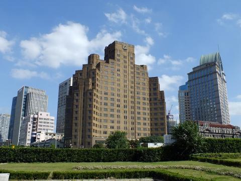 上海大厦(ブロードウェイマンション)
